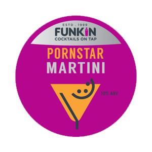 Funkin Pornstar Passion Fruit Martini 10.0% 20l