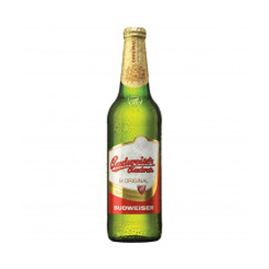 Budvar 5.0% 20x500ml