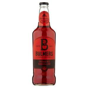 Bulmers Crushed Red Berries & Lime 4.0% 12x568ml