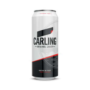 Carling Cans 4.0% 24x500ml