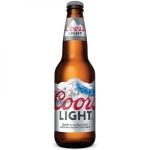 Coors Light 4.2% 24x330ml