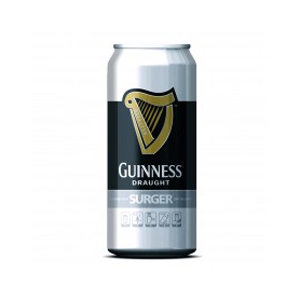 Guinness Surger Cans 4.1% 24x520ml