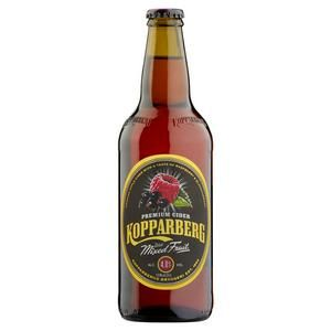 Kopparberg Mixed Fruit 4.0% 15x500ml