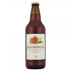 Rekorderlig Strawberry & Lime 4.0% 15x500ml