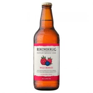 Rekorderlig Wild Berries 4.5% 15x500ml