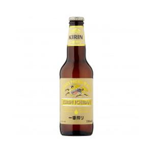 Kirin Ichiban Japanese Lager 5.0% 24x330ml