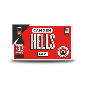 Camden Hells Lager 4.6% 24x330ml