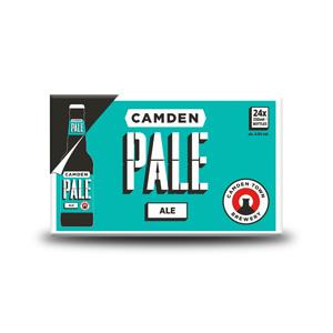 Camden Pale Ale 4.0% 24x330ml