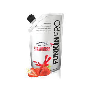Funkin Strawberry Puree 0.0% 5x1kg