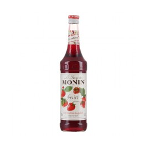Monin Strawberry Syrup 70cl