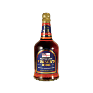 Pussers Blue Rum 70cl