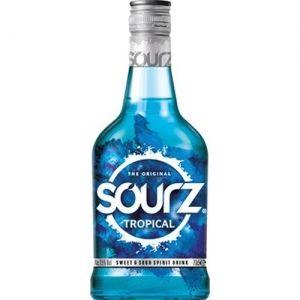 Sourz Tropical 70cl