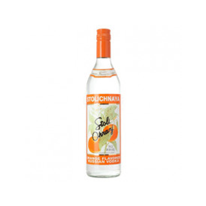 Stolichnaya Orange (Ohranj) 70cl