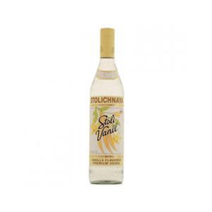 Stolichnaya Vanilla 70cl