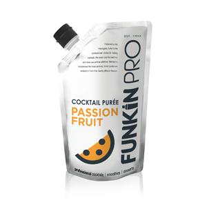 Funkin Passionfruit Puree 0.0% 5x1kg