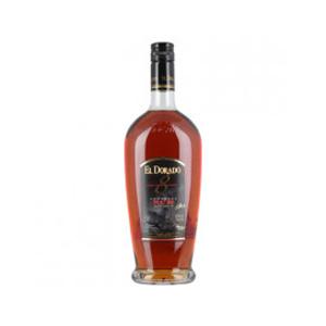 El Dorado 8yr Old Dark Rum 70cl