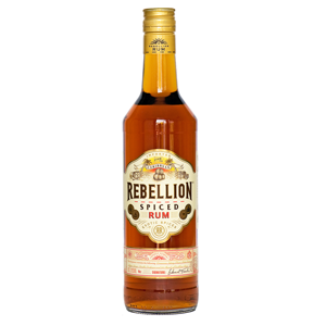 Rebellion Spiced Golden Rum 70cl