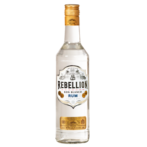 Rebellion White Rum 70cl