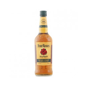 Four Rose Yellow Label Bourbon 70cl