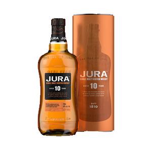 Jura 10 Year Old Single Malt 70cl