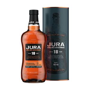 Jura 18 Year Old Single Malt 70cl