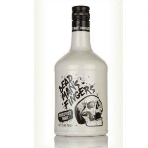 Dead Mans Fingers Coconut Rum 70cl