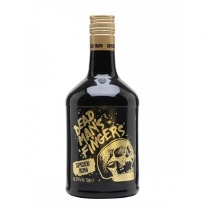 Dead Mans Fingers Spiced Rum 70cl