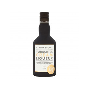 Carthy & Black Yorkshire Cream Liqueur 50cl