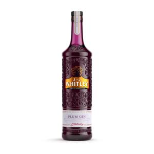 JJ Whitley Plum & Ginger Gin 70cl