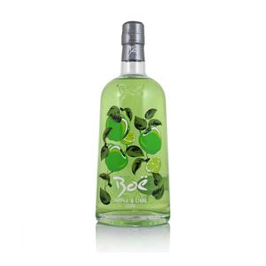 Boe Apple & Lime Gin 70cl