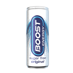 Boost Sugar Free 0.0% 24x250ml