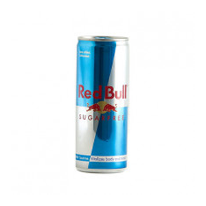 Red Bull Sugar Free 0.0% 24x250ml