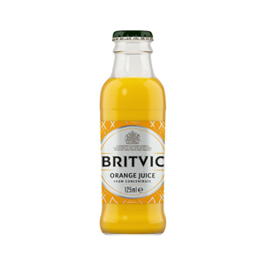 Britvic Orange 0.0% 24x125ml