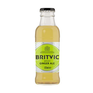 Britvic Ginger Ale 0.0% 24x125ml