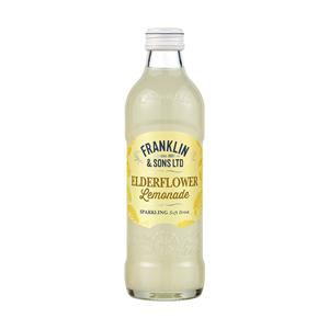 Franklin & Sons Elderflower Lemonade 0.0% 12x275ml
