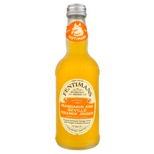 Fentimans Mandarin & Seville Orange 0.0% 12x275ml
