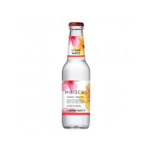 Lamb & Watt Hibiscus Tonic Water 0.0% 12x200ml
