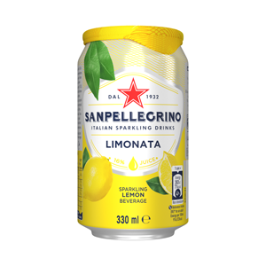 San Pellegrino Limonata 0.0% 24x330ml