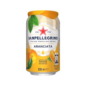 San Pellegrino Aranciata 0.0% 24x330ml