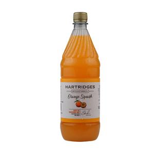 Hartridges Orange Cordial 0.0% 6x1l