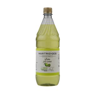 Hartridges Lime Cordial 0.0% 6x1l