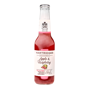 Hartridges Apple & Raspberry 0.0% 24x275ml