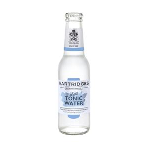 Hartridges Light Tonic Water 0.0% 24x200ml