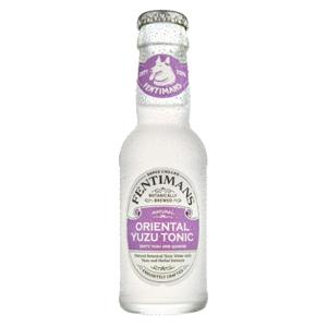Fentimans Oriental Yuzu Tonic Water 0.0% 24x125ml