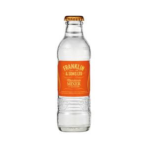 Franklin & Sons Mandarin & Ginger Mixer 0.0% 24x200ml