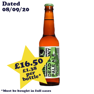 Brewdog Dead Pony Club Ale 3.8% 12x330ml OutOfDate